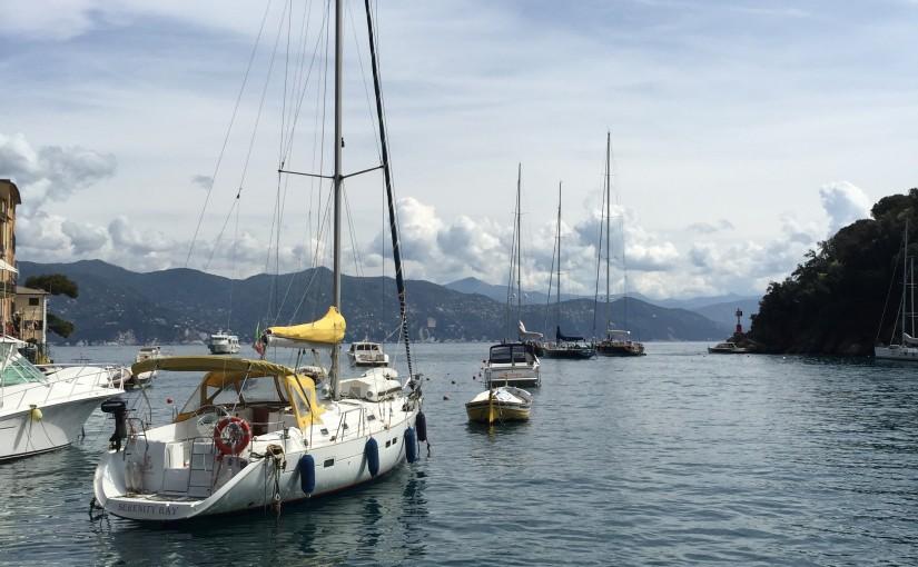 Portofino View, Italian Riviera, Italy